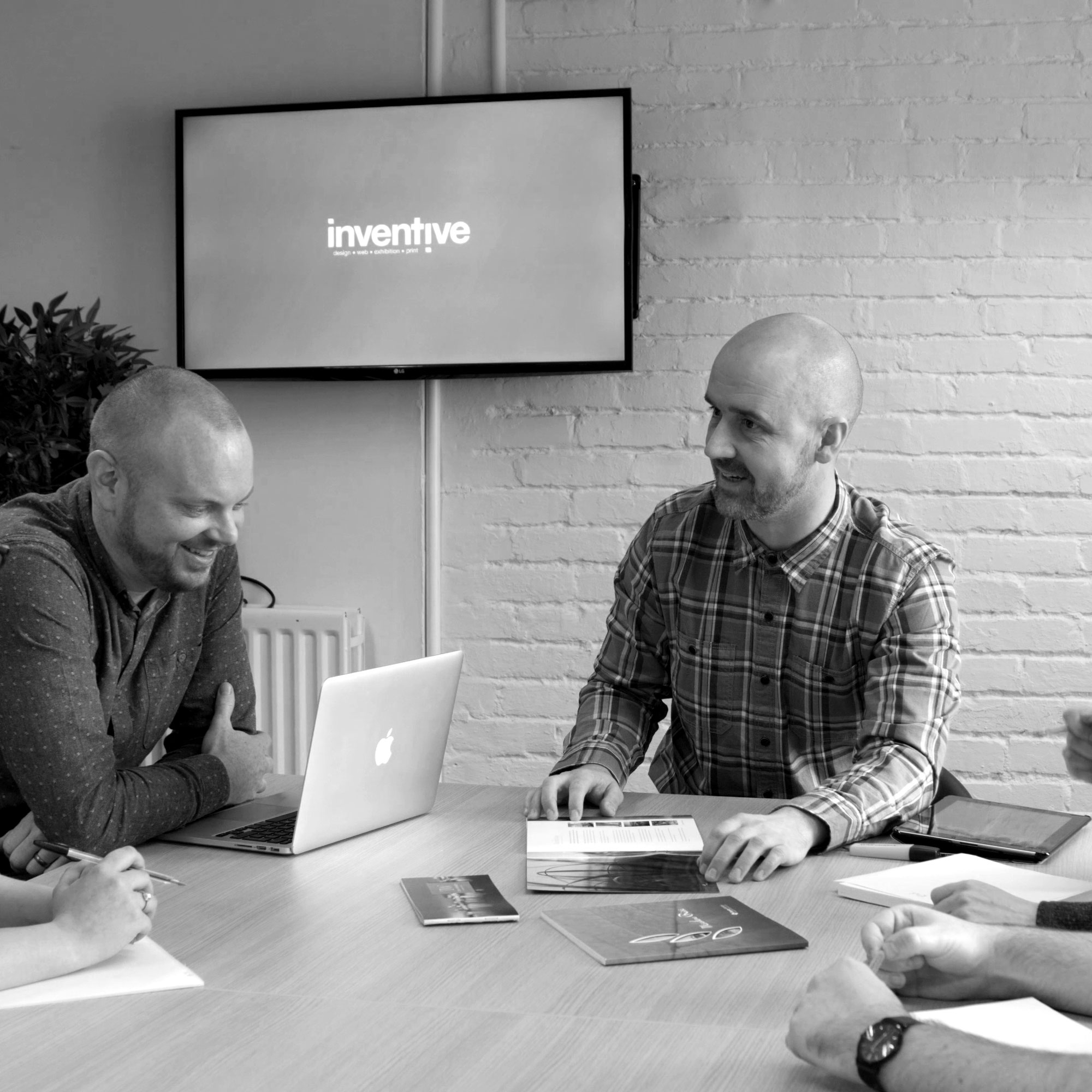 Inventive has over 12 years of brochure design and print management