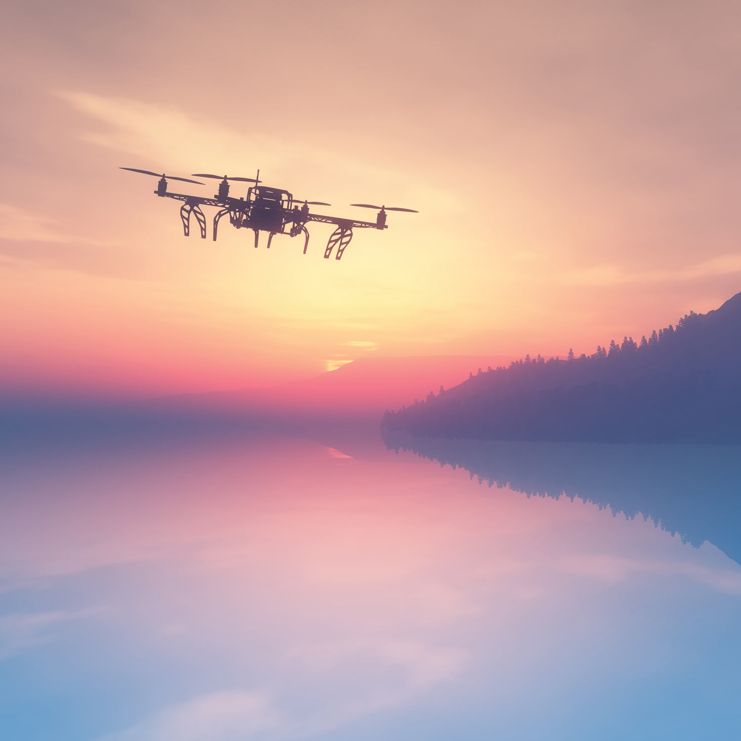 Content and Video Marketing with Inventive's Drone Photography and Videography