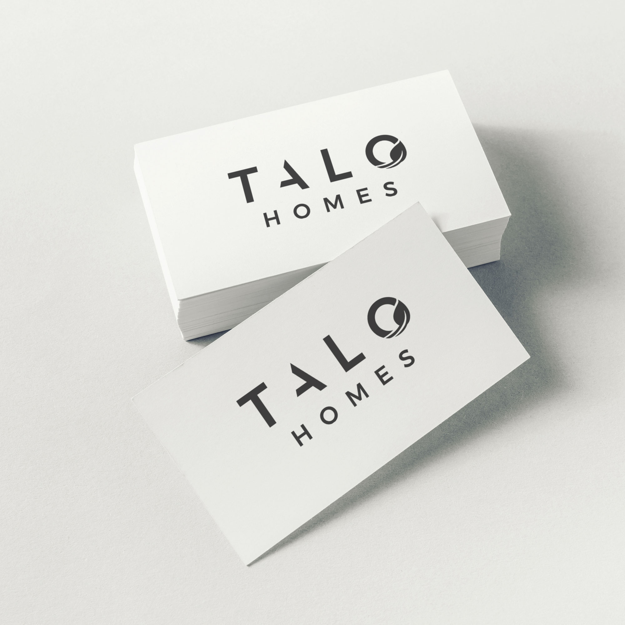 TALO Homes custom branding solution