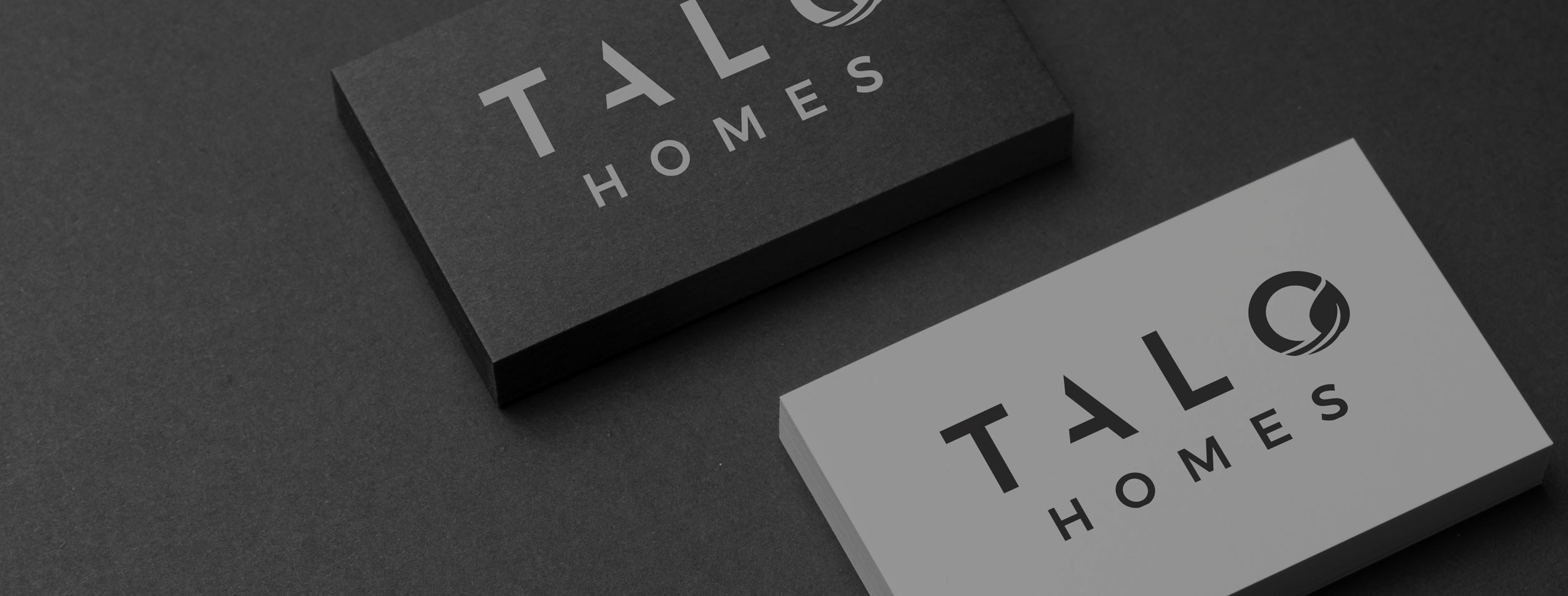 TALO Homes Branding Development