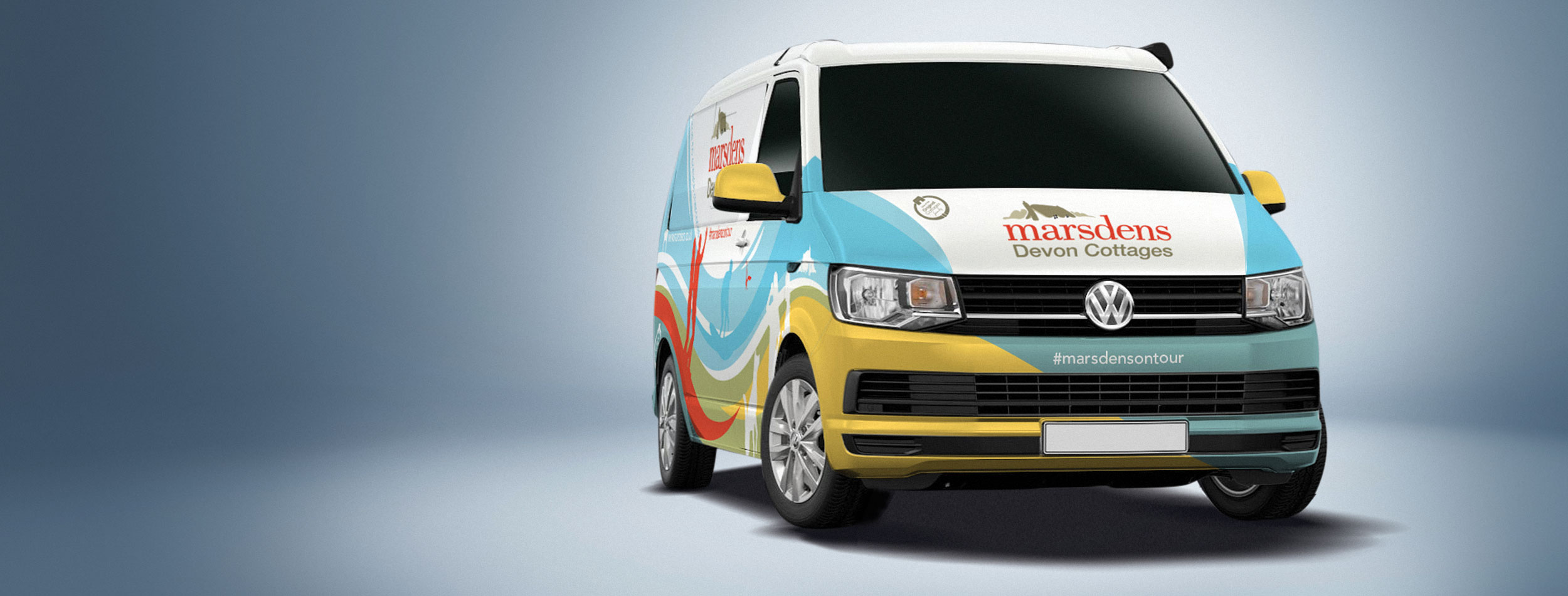 Marsdens Van Livery Design by Inventive