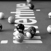 The Inventive Design Pool Table - A Creative Agency in Devon