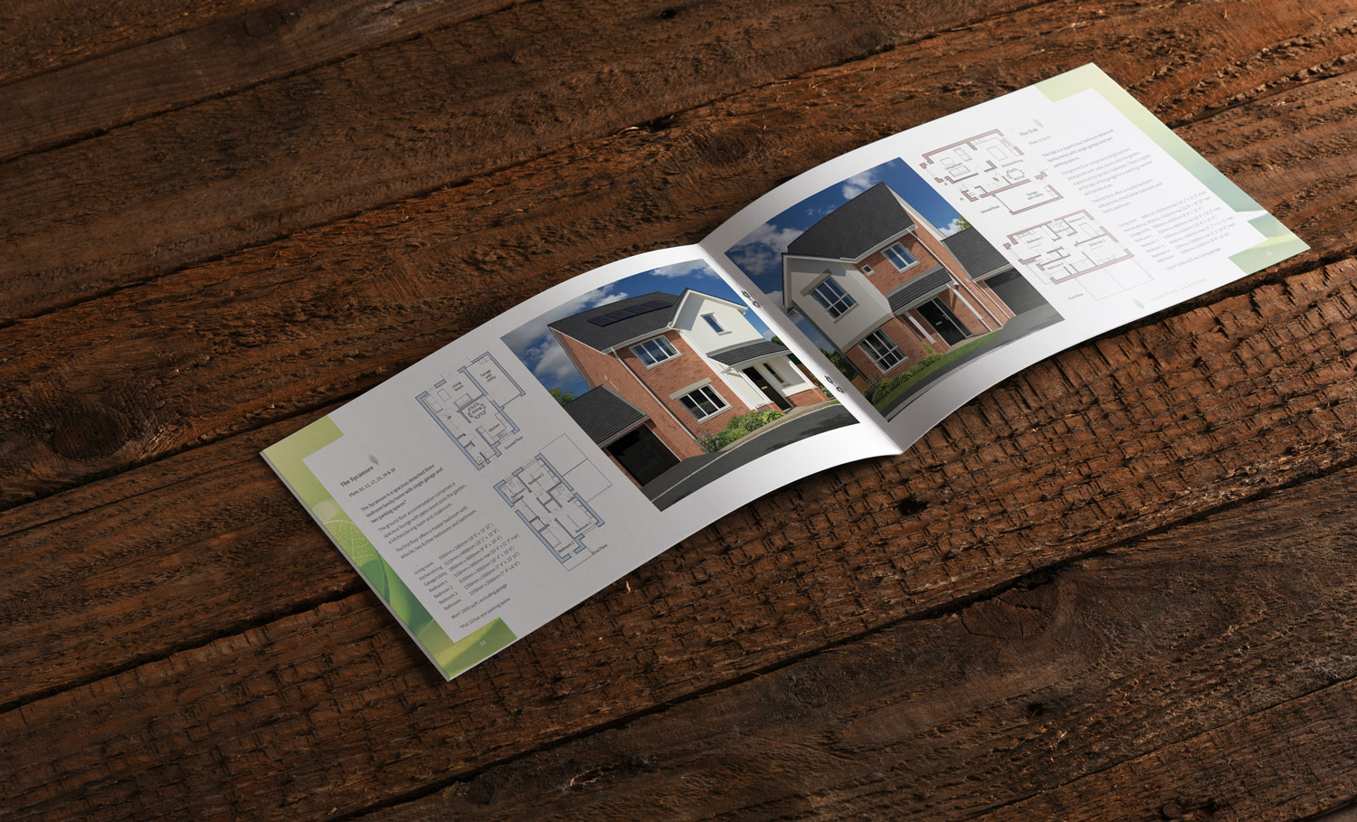 Chichester Developments Osborne Gardens Housing Development Brochure