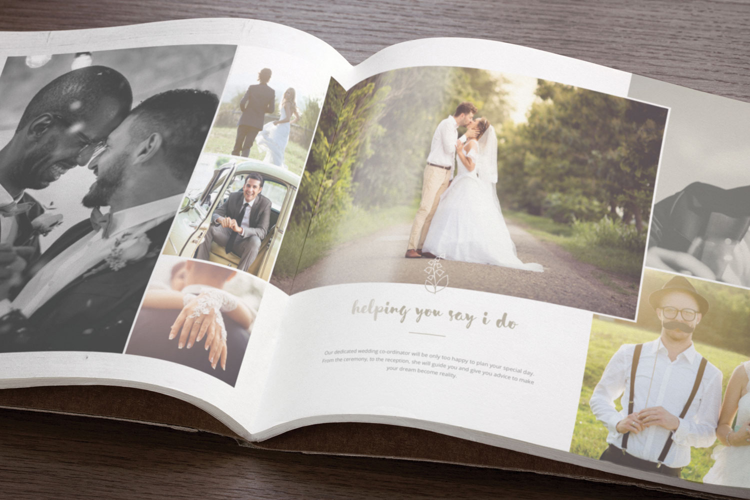 Shearings Brochure Design and Print