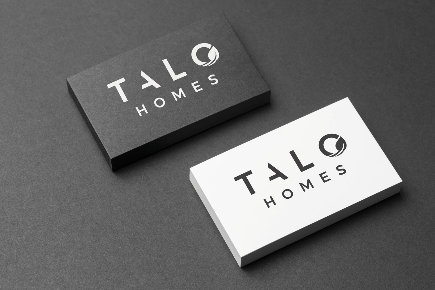 TALO Eco-Friendly Developments Logo Variations